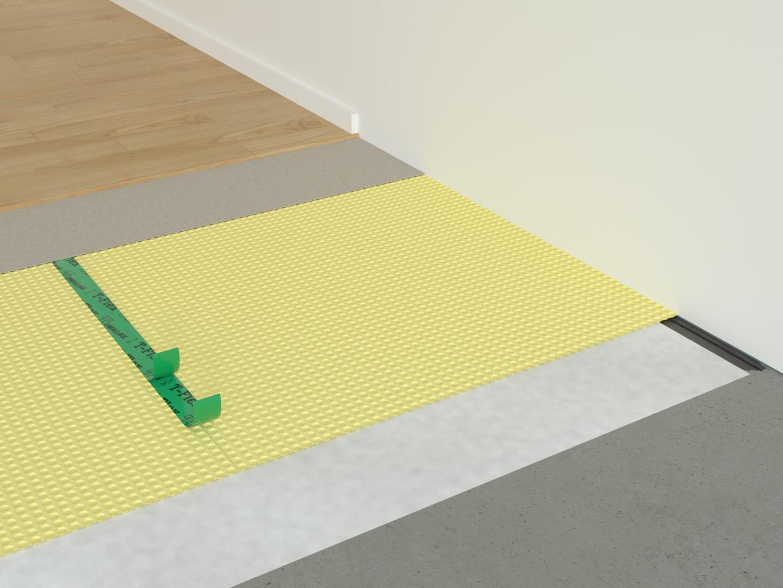 Fuktspärr i golv